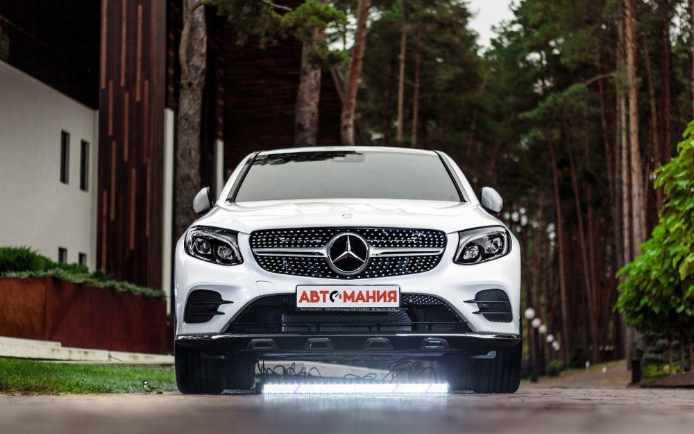 7 фактов, которые нужно знать о внедорожном спорткупе MB GLC Coupe