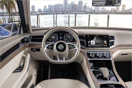 Будущие внедорожники и кроссоверы Volkswagen