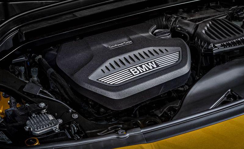 Двигатель BMW X2 2018