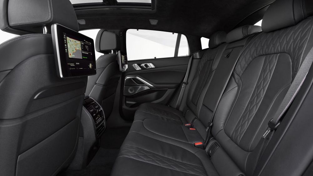 Салон BMW X6 2019