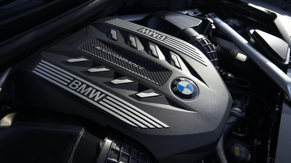 Двигатель BMW X6 2019