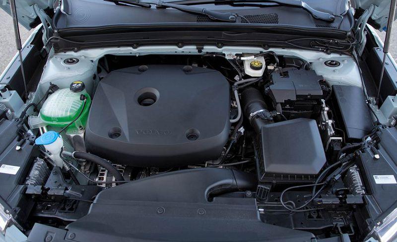 Двигатель Volvo XC40 2019