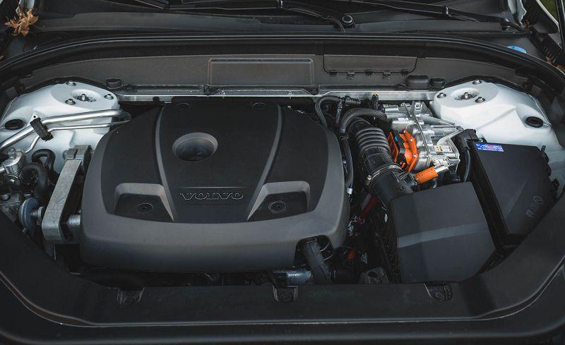 Двигатель Volvo XC60 2019