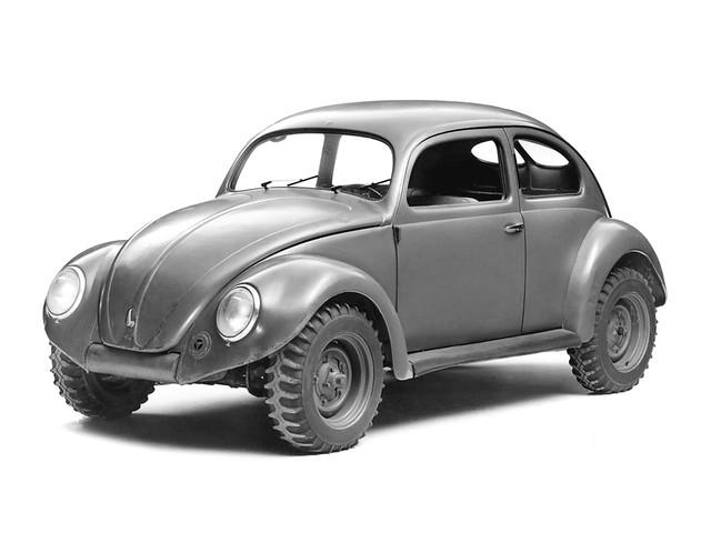 KdF Typ 87 Kommanderwagen. 1942 – 1945 годы