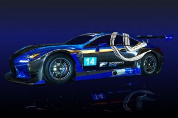 Lexus RC F GT3: новый спорткар для команды F Performance Racing BMW Другие марки Lexus