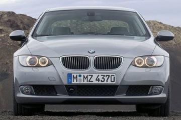 BMW 325Ci - тест-драйв BMW 3 серия E90-E93