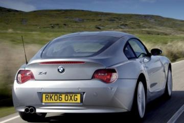BMW Z4. «ЗетФир» с возбуждающей начинкой. BMW Z серия Все BMW Z