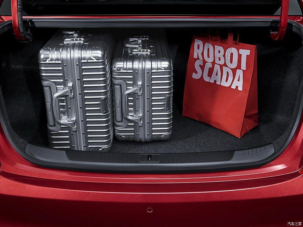 Багажник Chevrolet Monza 2019