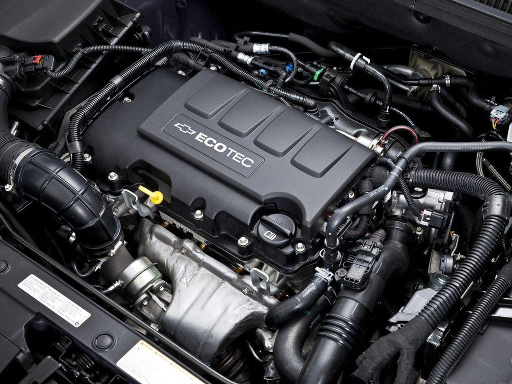 Двигатель Chevrolet Monza 2019