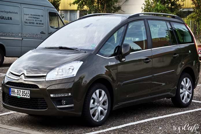 Citroën C4Grand Picasso