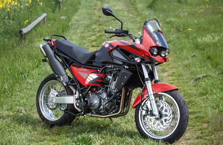 Jawa 660 Sport