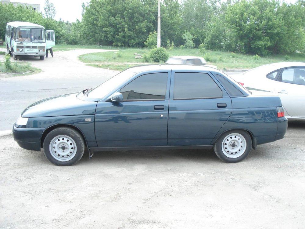 ВАЗ 2110 в России