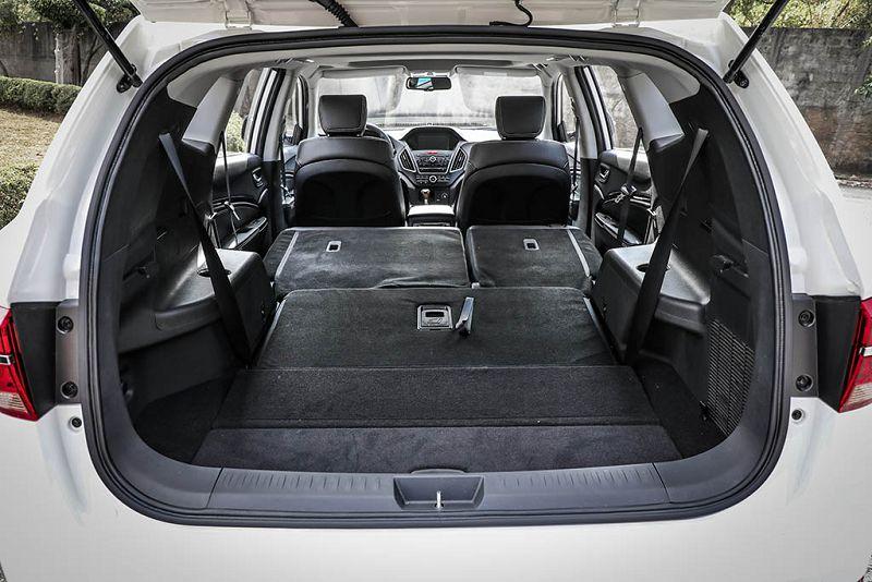 Багажник Lifan X80 2019