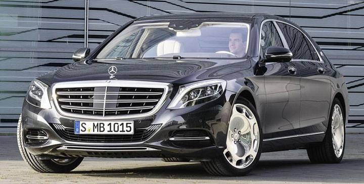 Mercedes-Maybach-S-Class