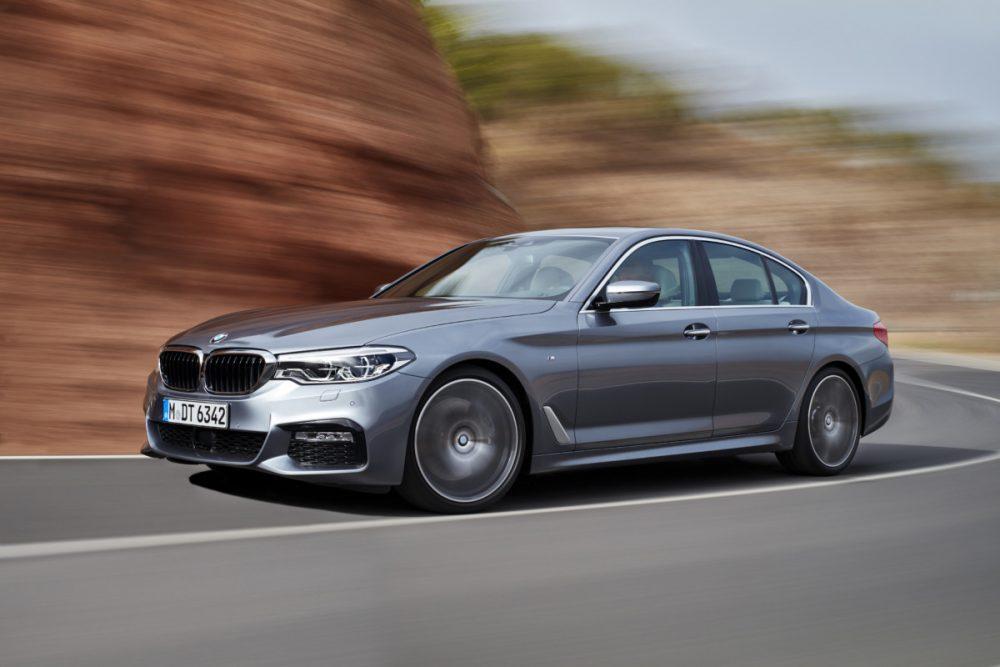 BMW 5 (2017)