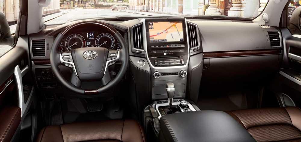 Toyota Land Cruiser 200 2019 года: обзор, фото, цена