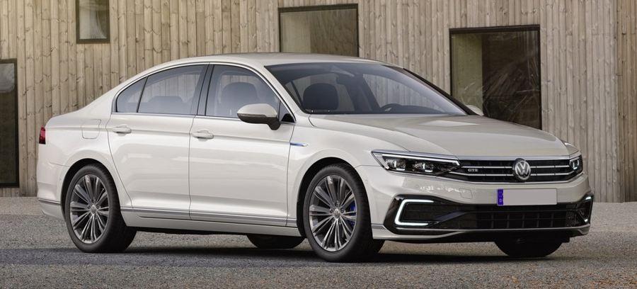 Volkswagen Passat B8 GTE 2019-2020