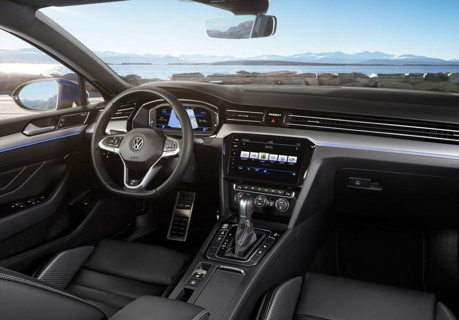 Volkswagen Passat B8 2019-2020