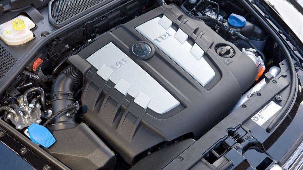 Двигатель Volkswagen Phaeton 2019