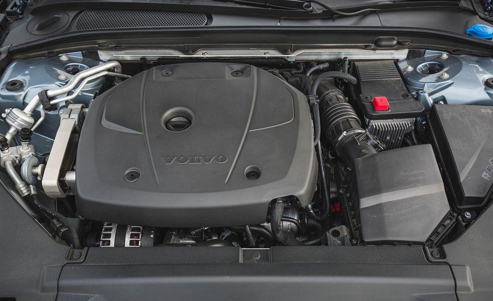 Двигатель Volvo S90 2019