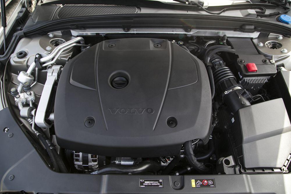 Двигатель Volvo V60 2019