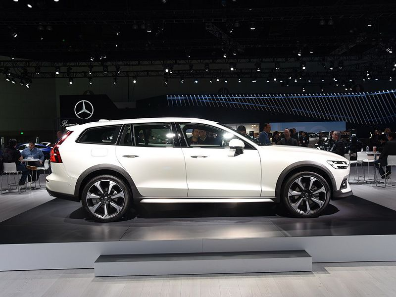 Volvo V60 Cross Country 2020
