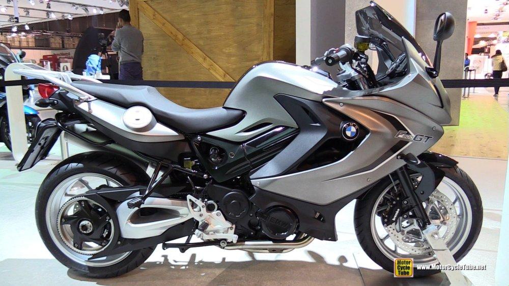 Лучший туристический мотоцикл BMW F800GT