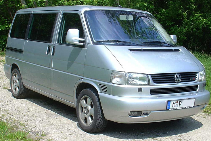 Volkswagen Transporter T4 Caravelle