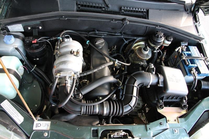chevrolet niva двигатель