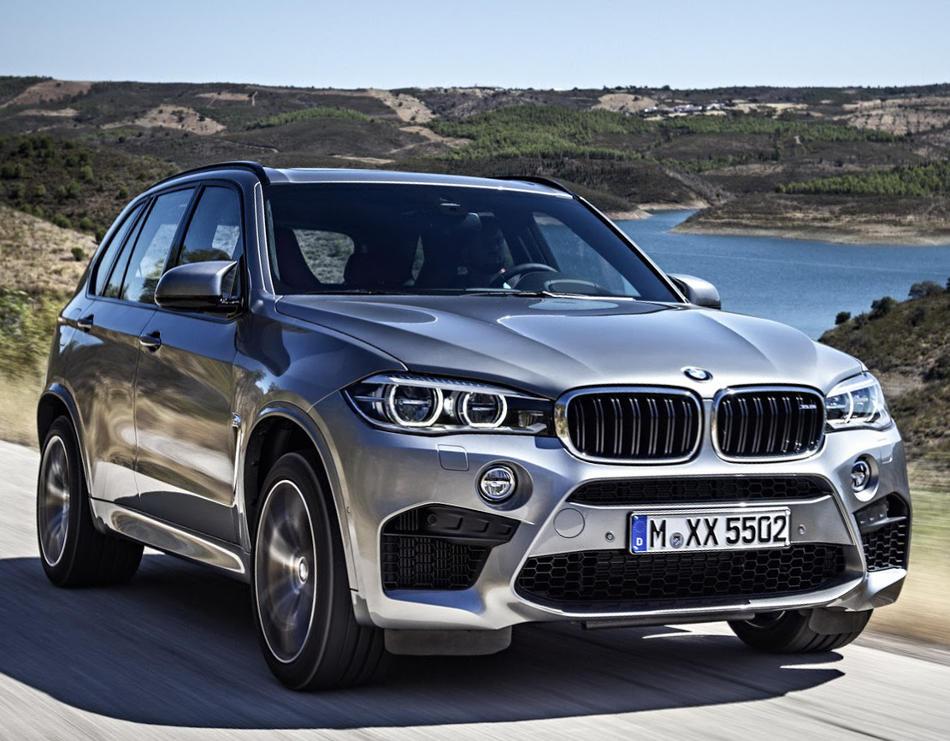фото BMW X5 M 2015 года