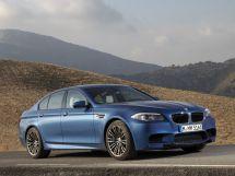 BMW M5 2011, седан, 5 поколение, F10