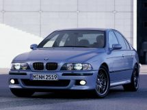 BMW M5 1998, седан, 3 поколение, E39