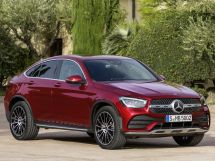 Mercedes-Benz GLC Coupe рестайлинг 2019, suv, 1 поколение, C253