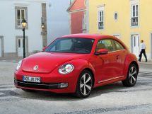 Volkswagen Beetle 2011, хэтчбек, 2 поколение, A5