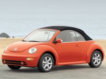 Volkswagen Beetle 2003, открытый кузов, 1 поколение, A4