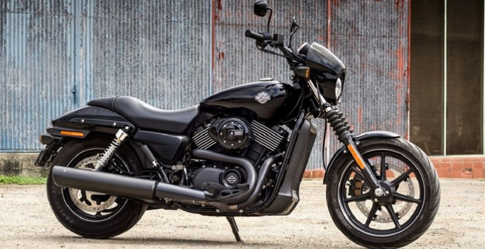 Лучший байк из категории круизер Harley-Davidson Street 750