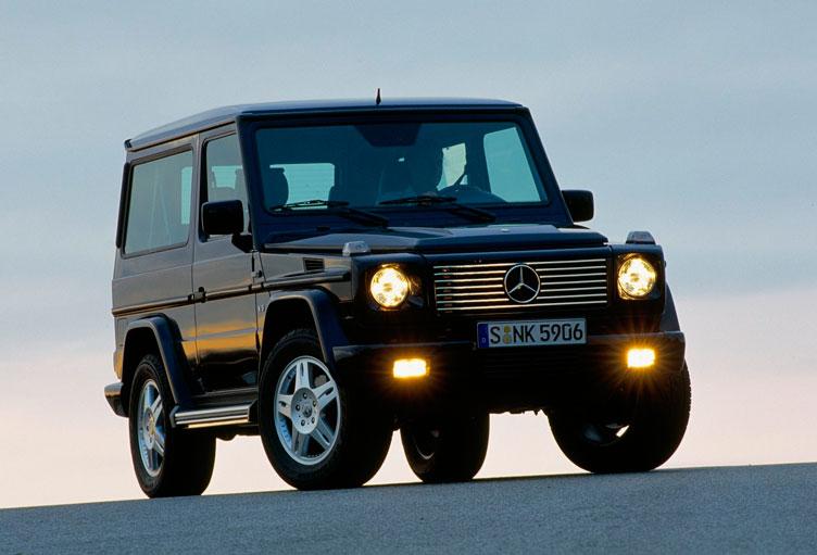 Mercede-Benz G-class