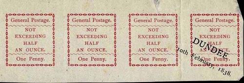почтовые марки чалмерс