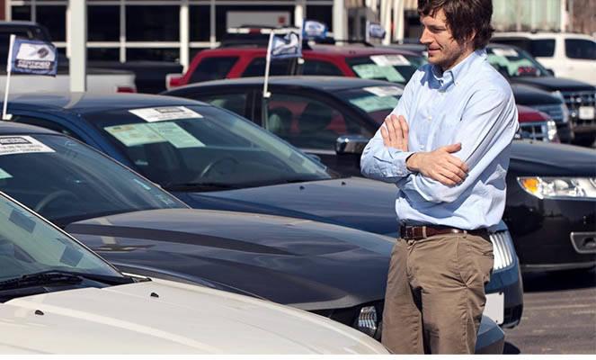 Покупка первой машины
