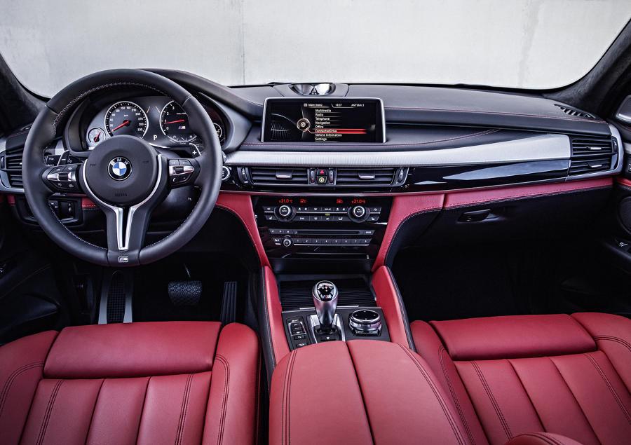 салон BMW X5 M 2015