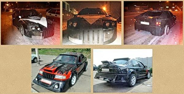 Виды тюнинга автомобилей