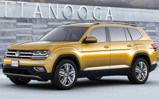 Volkswagen Teramont 2019