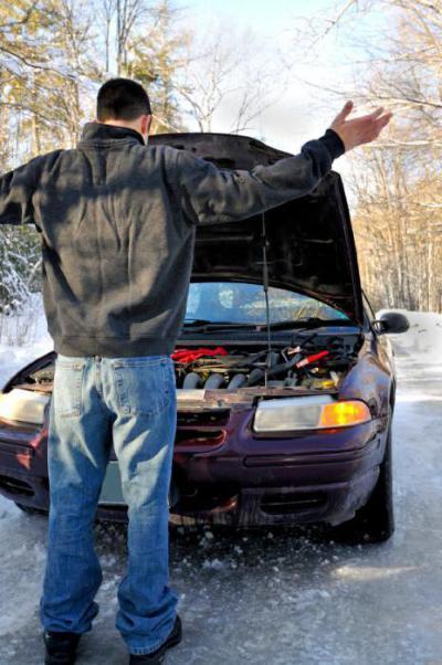 Заглохла Машина И Не Заводится Возможные Причины